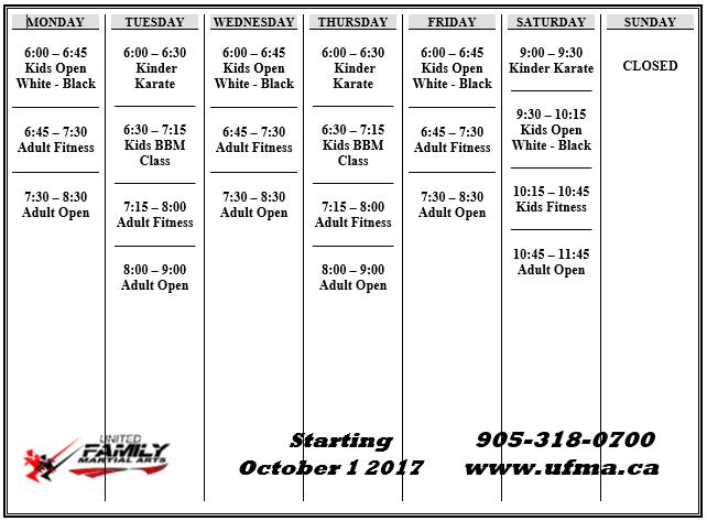 schedule Mountain